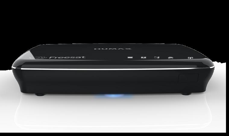 Humax HDR-1100S Freesat Recorder (Black)