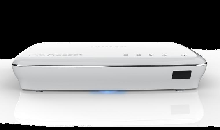 Humax HDR-1100S Freesat Recorder (White)