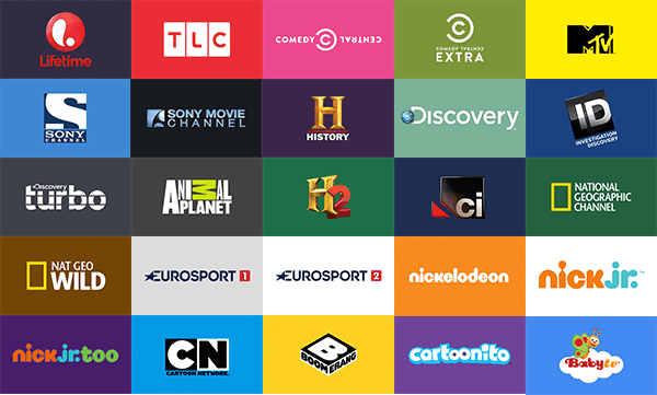 TVPlayer Channels